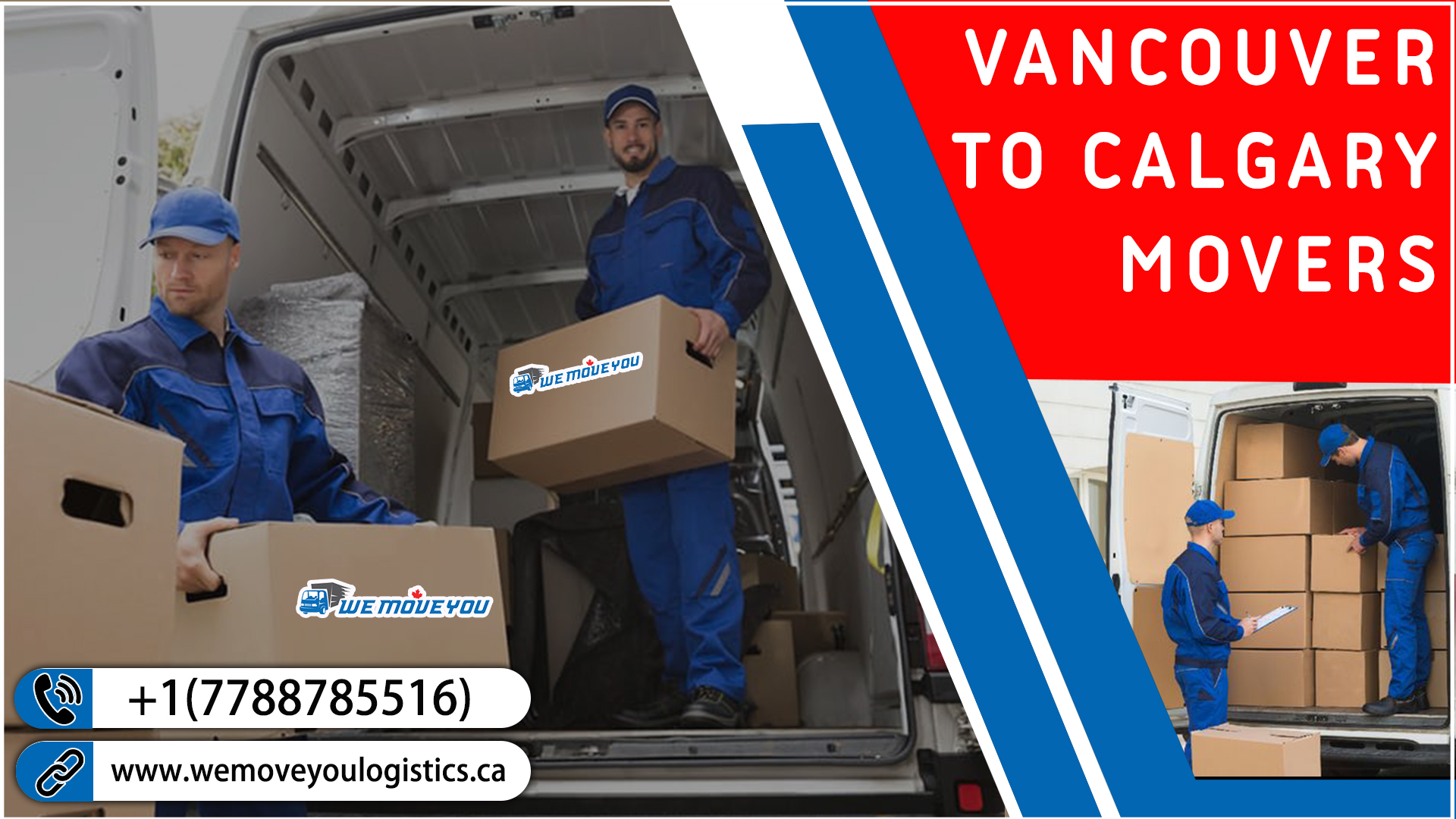 Vancouver to Calgary Movers