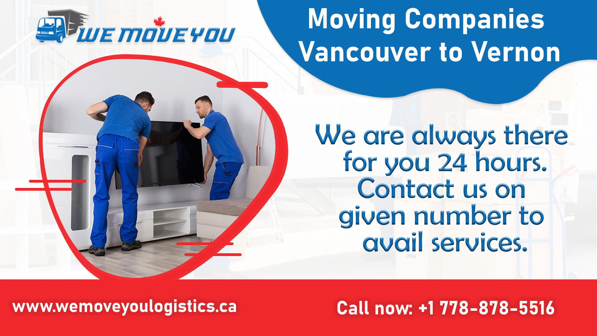 Moving Companies Vancouver to Vernon