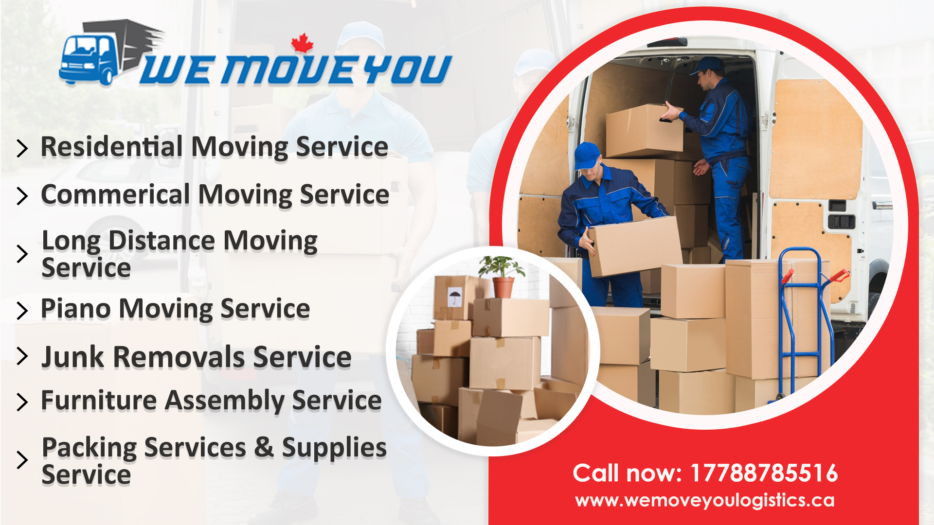 Moving Companies Vancouver to Prince George